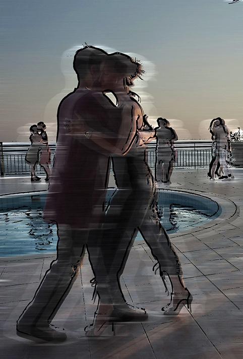 Group Tango Lesson